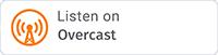 overcast podcast